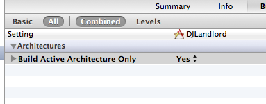 关于iOS应用中类库不支持新机器(例armv7s)的解决办法